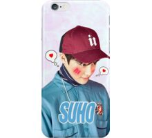 {LUCKY ONE} Suho iPhone Case/Skin