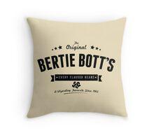 Bertie Bott's Every Flavour Beans Throw Pillow