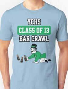 ychs bar crawl T-Shirt