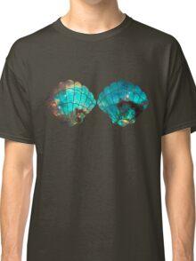 Green Galaxy Mermaid Classic T-Shirt