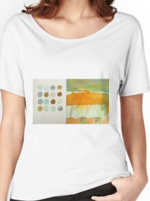 paperbag abstract Women's Relaxed Fit T-Shirt