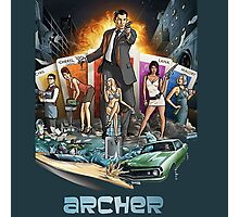 sterling Archer Photographic Print