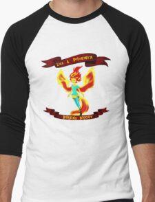Like A Phoenix Men's Baseball ¾ T-Shirt