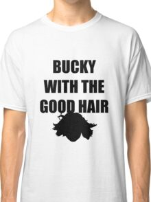 BUCKY WITH THE GOOD HAIR Classic T-Shirt