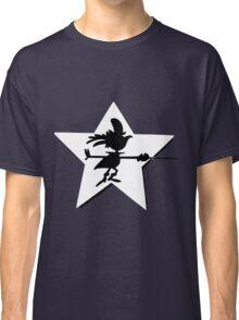 Super Chicken silhouette Classic T-Shirt