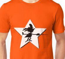 Super Chicken silhouette Unisex T-Shirt