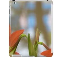 Lillies by the Siem Reap river iPad Case/Skin