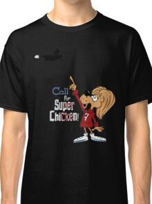 Super Chicken Fred pointing Classic T-Shirt