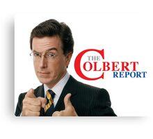 The Colbert Report Canvas Print