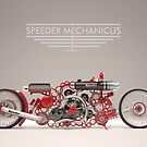 Speeder Mechanicus by Smolyanov