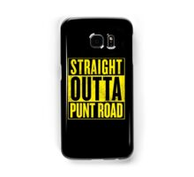 Straight Outta Punt Road Samsung Galaxy Case/Skin