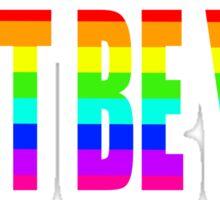 Just be you LBGT Pride  Sticker