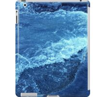 Ice Crystal Wave iPad Case/Skin