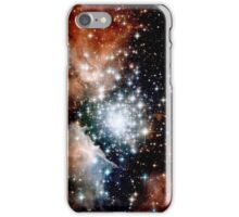 Red Galaxy iPhone Case/Skin