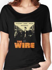 The wire TV series Women's Relaxed Fit T-Shirt