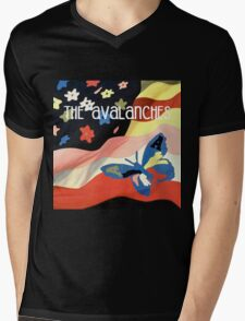 The Avalanches Mens V-Neck T-Shirt