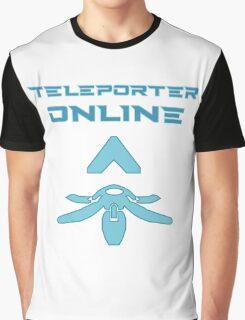 Teleporter online Graphic T-Shirt