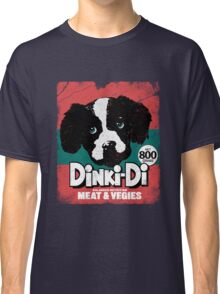 DINKI DI DOG FOOD Classic T-Shirt