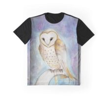 Momma Owl Graphic T-Shirt