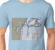 Catkins Over the Waterfall Unisex T-Shirt