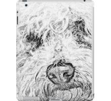 Shaggy Becky the Bichon iPad Case/Skin