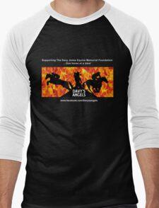 Davy's Angels Men's Baseball ¾ T-Shirt