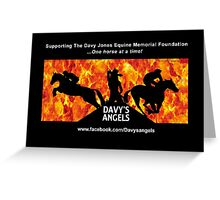 Davy's Angels Greeting Card