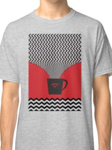 a damn fine cup of coffee Classic T-Shirt