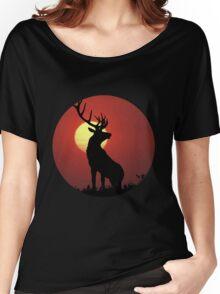 Elk Women's Relaxed Fit T-Shirt