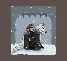 Sheep Snow Unisex T-Shirt