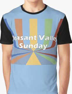 Pleasant Valley Sunday Graphic T-Shirt