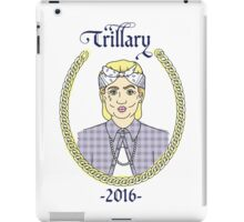 Trillary 2016 iPad Case/Skin