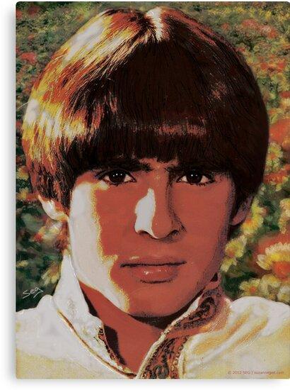 Davy Jones by Suzanne  Gee