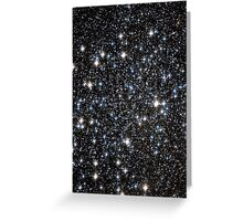 Glitter Galaxy Greeting Card