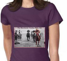 Davy Jones: First Win as a Jockey on Digpast Womens Fitted T-Shirt
