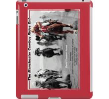 Davy Jones: First Win as a Jockey on Digpast iPad Case/Skin