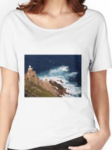 Cape Point Lighthouse, South Africa Women's Relaxed Fit T-Shirt