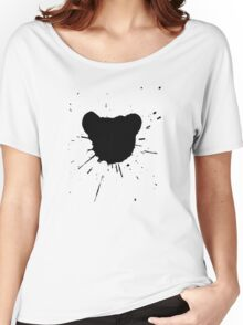 Black Ink Women's Relaxed Fit T-Shirt