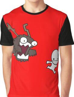Run! Graphic T-Shirt
