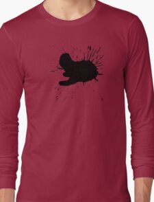 Black Ink Long Sleeve T-Shirt