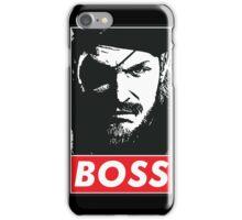 Boss iPhone Case/Skin