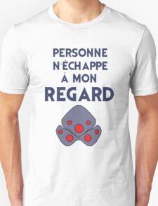Personne n'échappe à mon regard Unisex T-Shirt