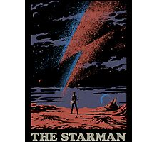 The Star Man Photographic Print