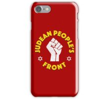 Judean People's Front T-Shirt iPhone Case/Skin