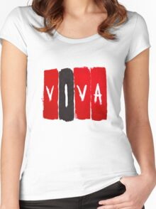 Viva Collection [HD] Women's Fitted Scoop T-Shirt