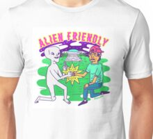 Alien Friendly 2.0 Unisex T-Shirt