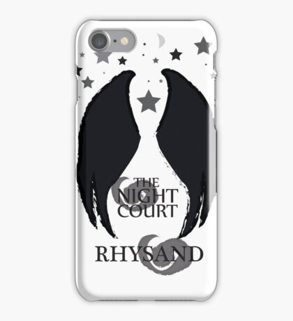 A Court of Mist and Fury iPhone Case/Skin