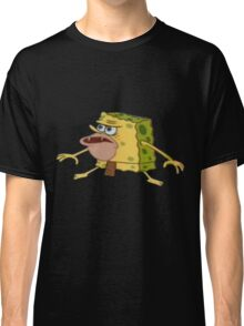 Spongebob Caveman Classic T-Shirt