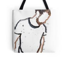 Thinking of you - Longing for your hand Tote Bag