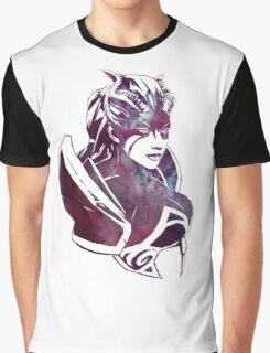 DOTA 2 - Queen of Pain Graphic T-Shirt
